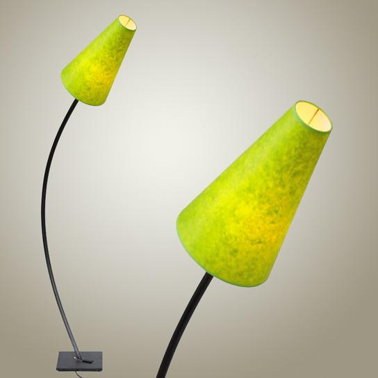 Luminaires lustres design - Lampadaire plusieurs branches ...