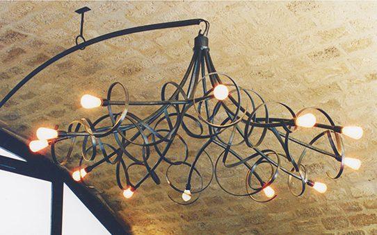 Lustre Cyrille Varet Viaduc Café