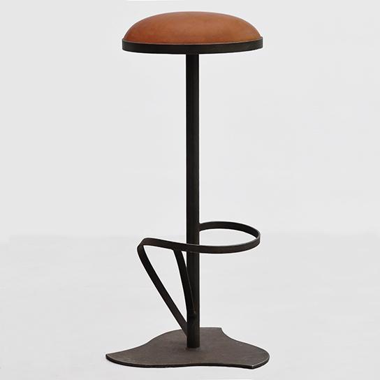 Tabouret de bar Tourbillon - Design Cyrille Varet